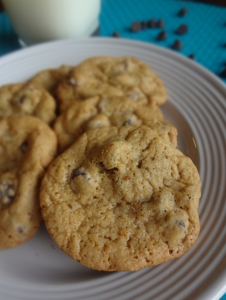 My Favorite Chocolate Chip Cookies: Chocolate Chips, Chocolates Chips Cookies, Favorite Chocolates, Chocolate Chip Cookies