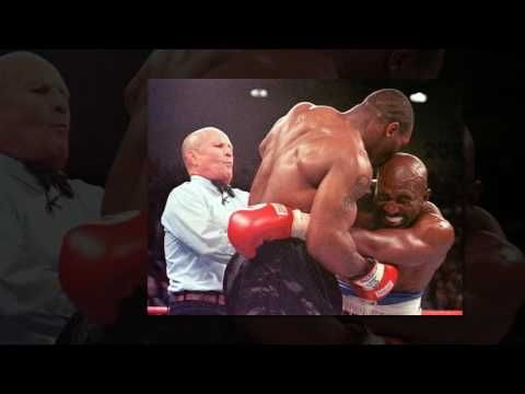 Mike Tyson bit a chunk of Evander Holyfields ear off 20 years ago today: We take a look back