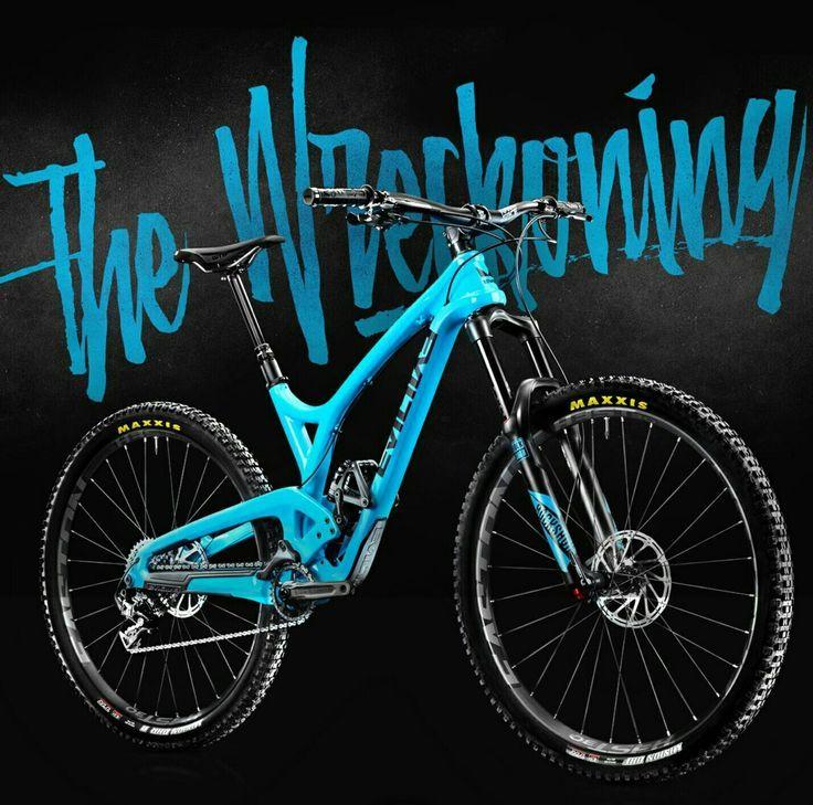 Evil Bike Co The Wreckoning Diamondback Mountain Bike