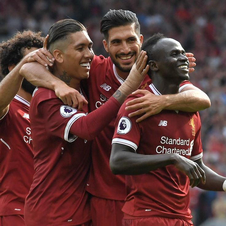 Liverpool Cruise to 4-0 Premier League Win over Arsenal