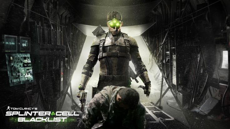 Splinter Cell Blacklist Wallpaper HD 31470