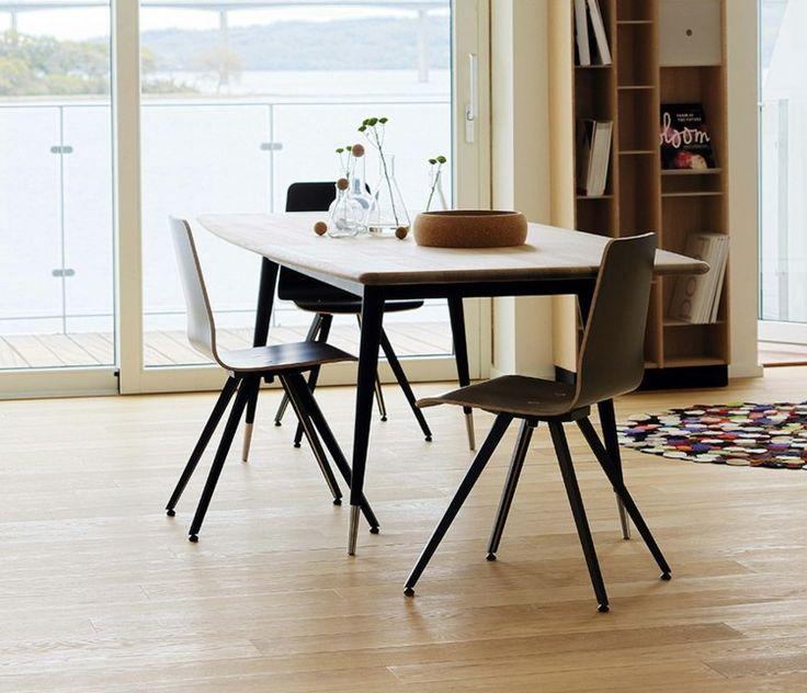 Esszimmer Einrichten   Stühle Im Skandinavischen Stil