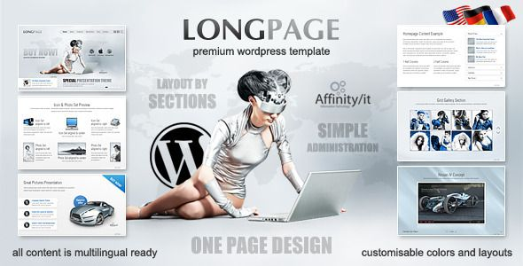 Review Longpage Product and Service Presentation WP Themeyou will get best price offer lowest prices or diccount coupone