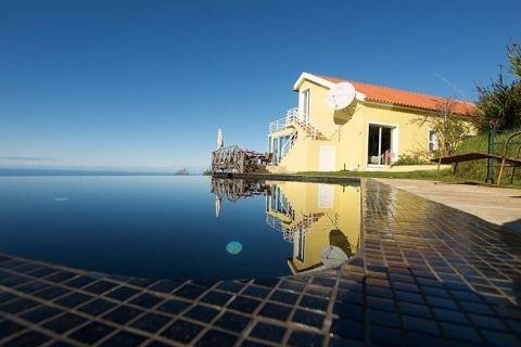 Summerplace Guesthouse Fajã da Ovelha sud ouest de l'île