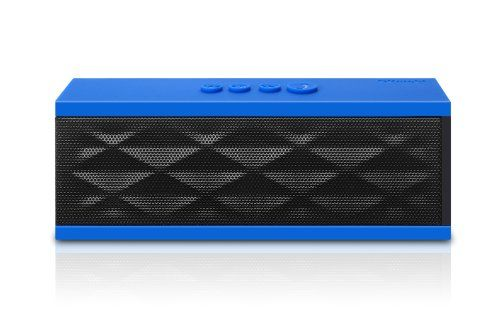"""Black Friday Deal DKnight Magicbox Ultra-Portable Wireless Bluetooth Speaker,Powerful Sound with build in Microphone, Works for Iphone, Ipad Mini, Ipad 4/3/2, Itouch, Blackberry, Nexus, Samsung and other Smart Phones and Mp3 Players [Upgraded with standard """"Beep"""" sound prompts ] (Blue and Black) from DKnight Cyber Monday"""