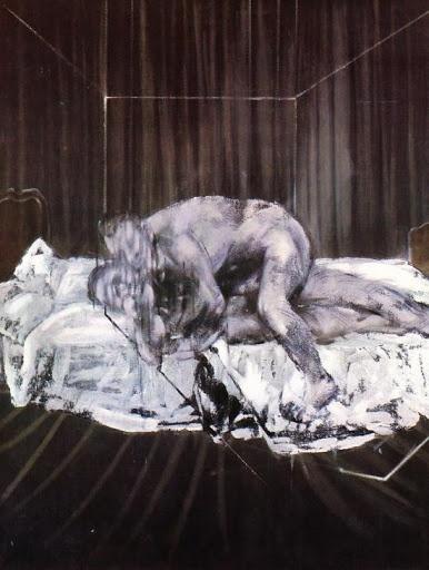 Francis Bacon - cela donne des frissons - qu'est-ce-que c'est??????