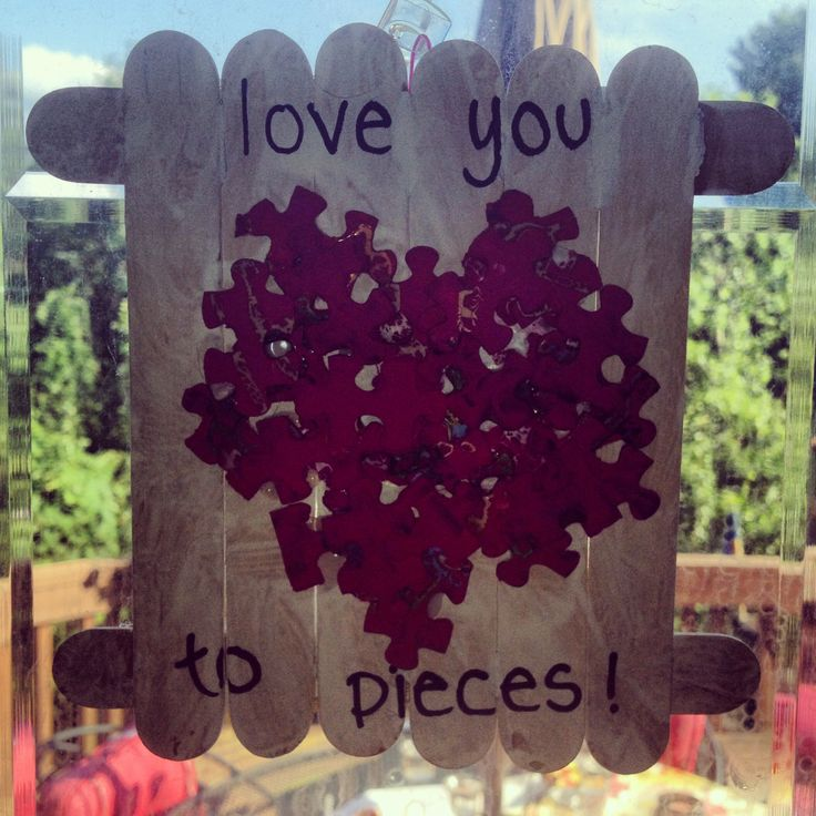 17 best images about autism awareness on pinterest for Craft ideas for autistic students