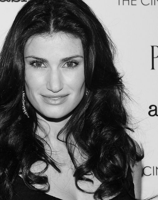 Idina Menzel. Bold. Beautiful. Talented.
