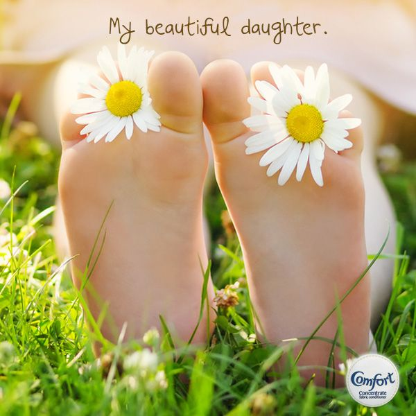 Our proud mommy blogger speaks of the blessing that is her daughter and the importance of spending 'alone time' with her kids > www.comfortsoftener.co.za/beautiful-daughter/
