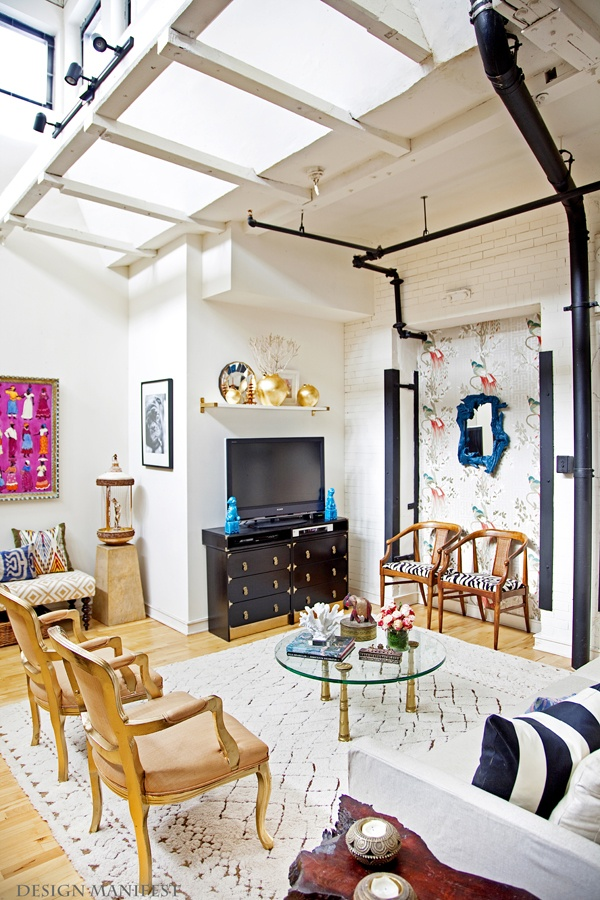 so funky itu0027s cool eclectic living room design pictures remodel decor and ideas page 55