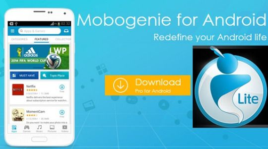 Mobogenie Download – Android Manager for Windows