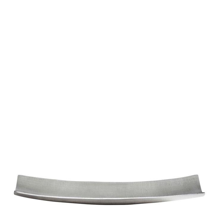 Ambia Home DEKOSCHALE, Silber Jetzt bestellen unter: https://moebel.ladendirekt.de/dekoration/aufbewahrung/schalen/?uid=59d91acd-686a-52dc-a157-93890def9fd2&utm_source=pinterest&utm_medium=pin&utm_campaign=boards #aufbewahrung #dekoration #schalen