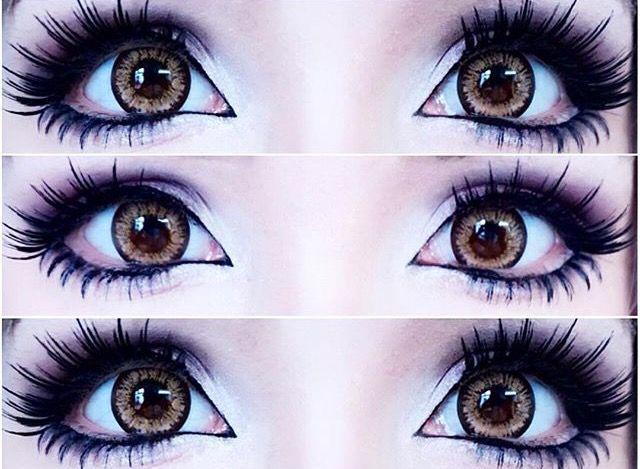 Wishlist: GEO Holicat Barbie Hazel Circle Lenses