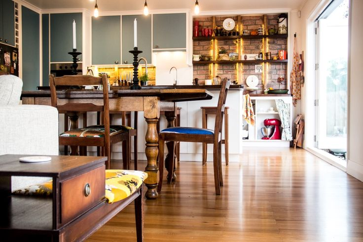 1950's Style Retro Kitchen