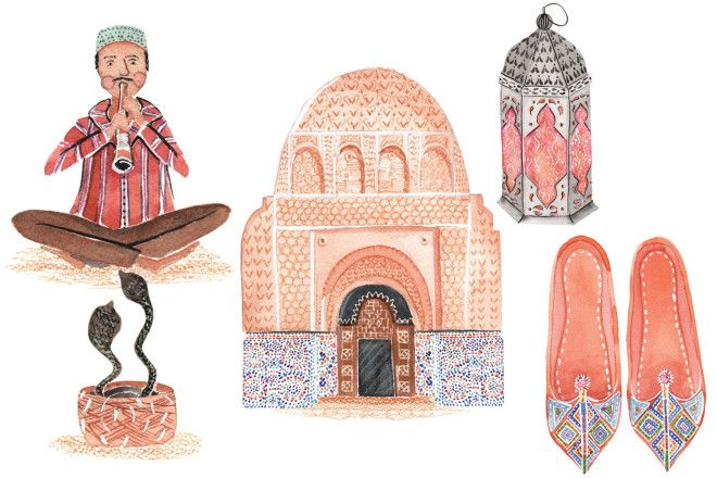 Five-minute guide to Marrakech