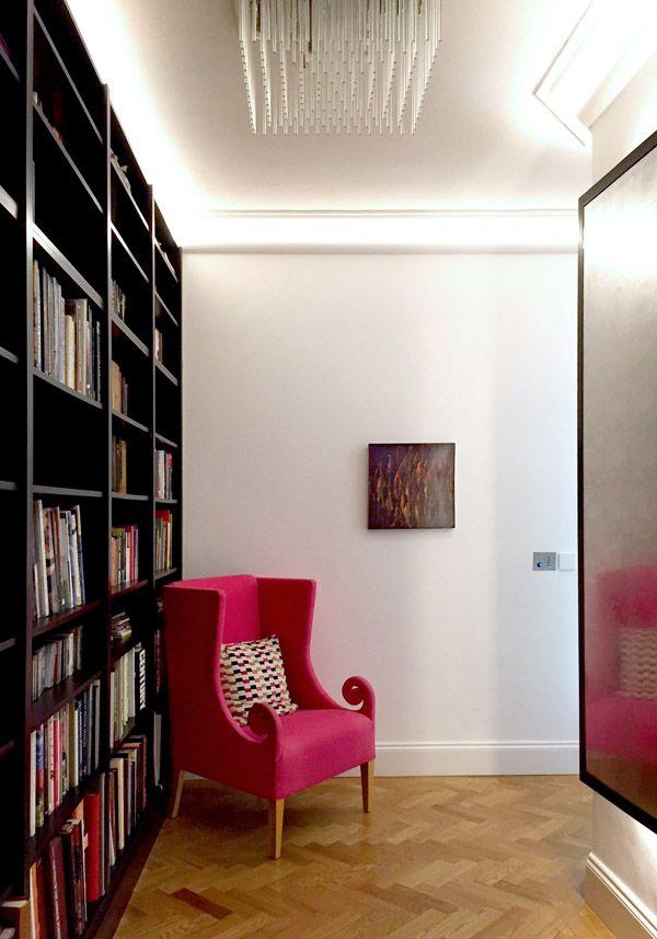 ART GALLERY London Home | Erika Brechtel | Brand Stylist