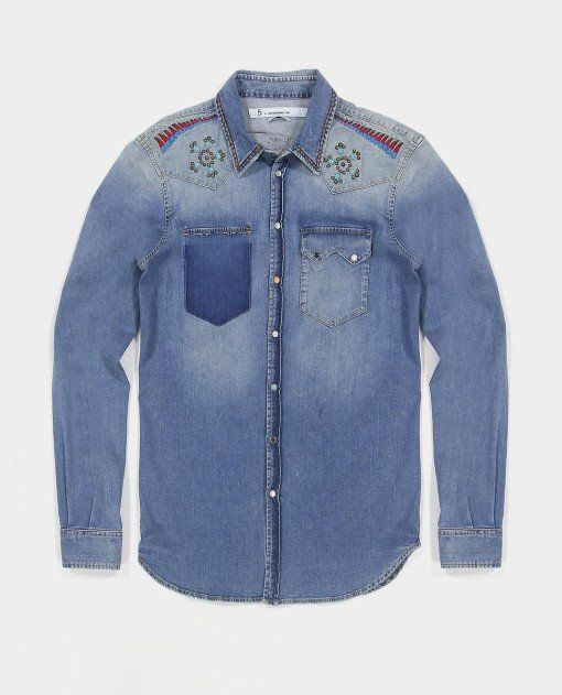 We love #Denim. Shop the #Department5 collection on our store: http://shop.gibot.it/product/department-five-brand/