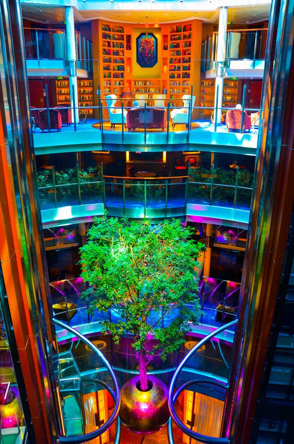 #Celebrity Eclipse, Caribbean Liner. Photo: Chris Taylor on 500px. #cruise