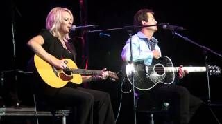 Adam Harvey & Beccy Cole Coat of Many Colours