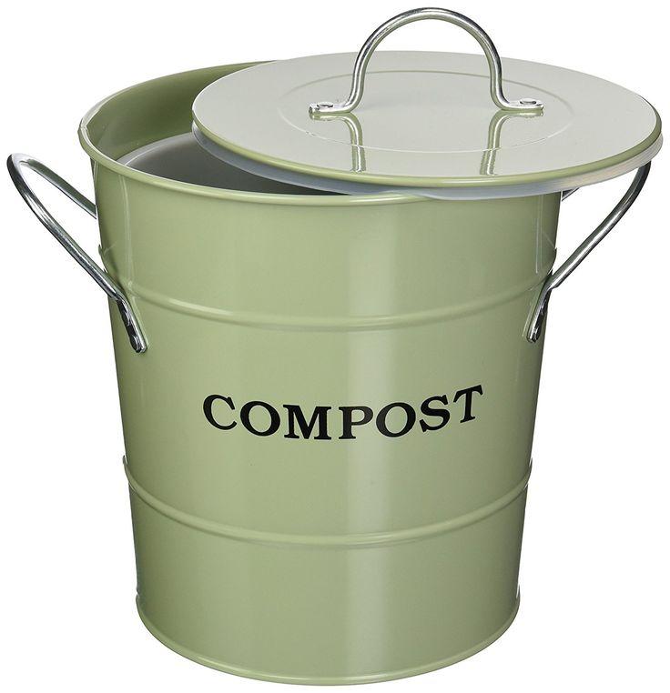 komposteimer / biomülleimer für die küche - praktisch und elegant ...