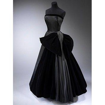 Cygne Noir, Dior. 1949-1950.