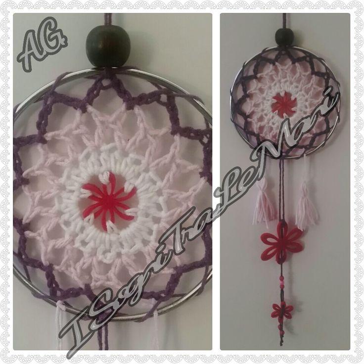 Dream Catcher Acchiappasogni Crochet