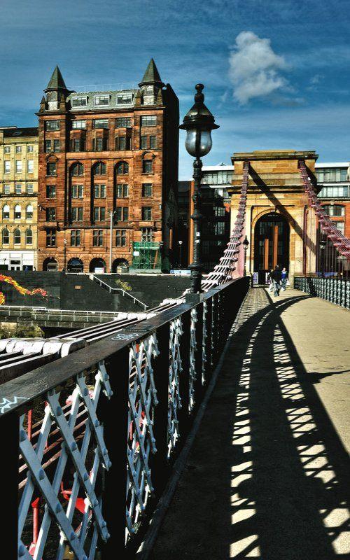 Glasgow, Scotland, UK - (by SnapRJW)