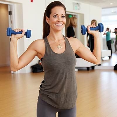 Brooke Burke-Charvets Healthy-Living Secrets
