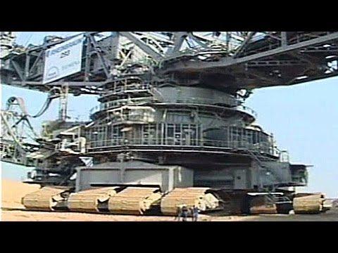 Mega Machines - Earth Beasts World's Largest / biggest MACHINE - YouTube