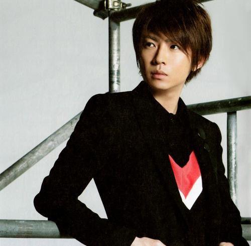 Masaki Aiba, #Arashi, Wild at Heart CD pic