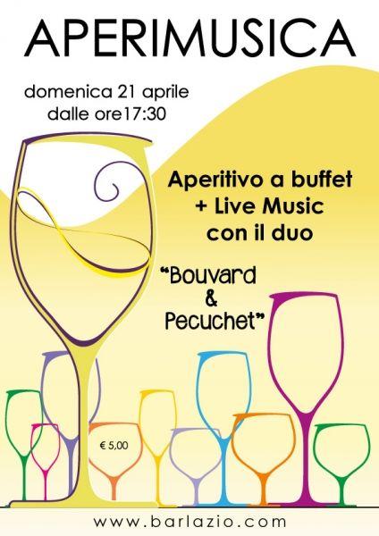 Aperitivo in musica al Bar Lazio