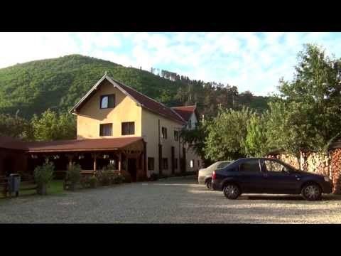Pensiunea Domnescu, Saliste, Sibiu - YouTube