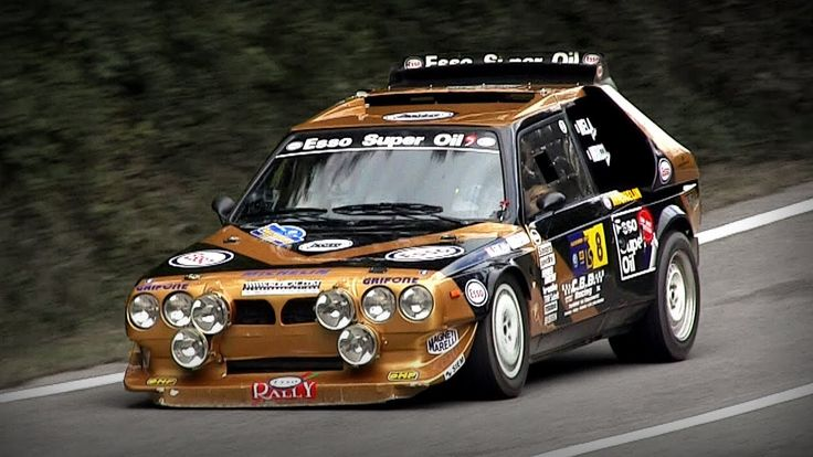 classic rally car - Google Search