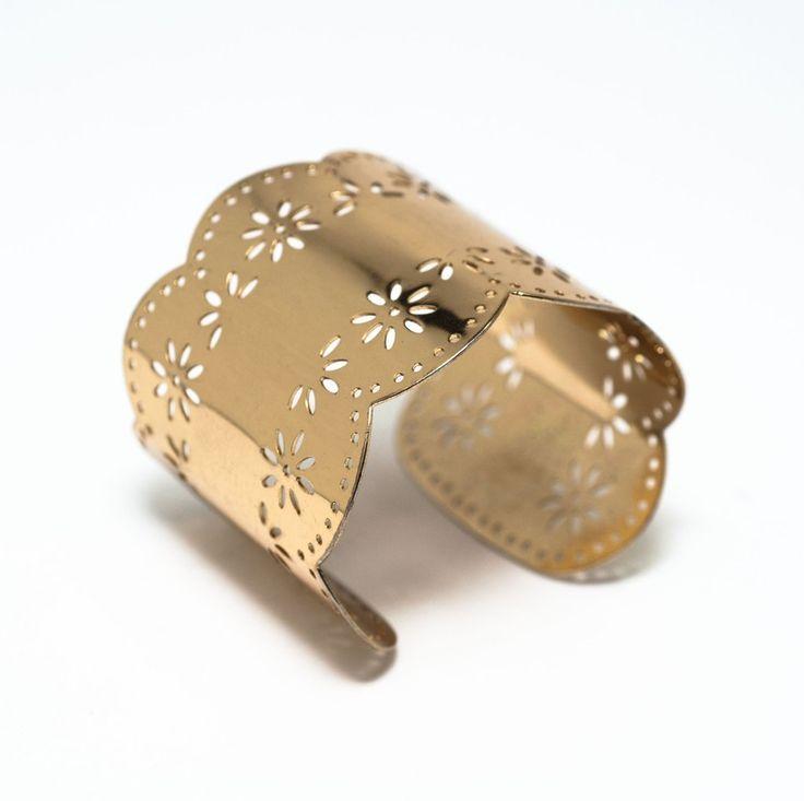 Bracelet-Flowers-Kavanna Jewels