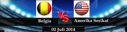 Prediksi Hasil Akhir Pertandingan Babak 16 Besar World Cup Rabu (02/7) : Belgia Vs Amerika Serikat