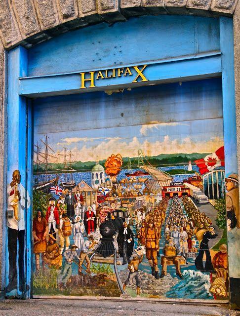 Halifax, Nova Scotia, Canada.