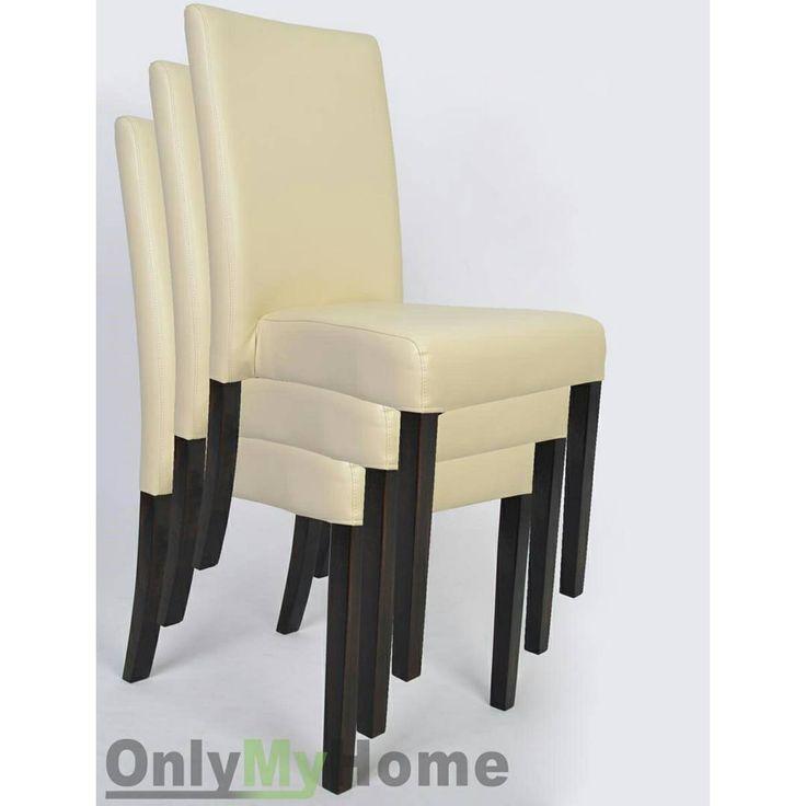 Krzesło Sztaplowane w eko skórze Sahara 4. Dzięki możliwości układania ich jedno na drugie nadają się idealnie to każdej przestrzeni, chociażby takich jak restauracje czy też nawet małe mieszkania. Dopasuj tkaninę, kolor nóżek i dodatki na naszej stronie internetowej  http://onlymyhome.pl/krzesla/102-krzeslo-sztaplowane-98.html