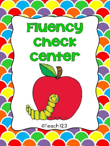 FREE Fluency center aligned with K-5 Common Core Standards  Reading fluency is such an important part of reading. Yet it
