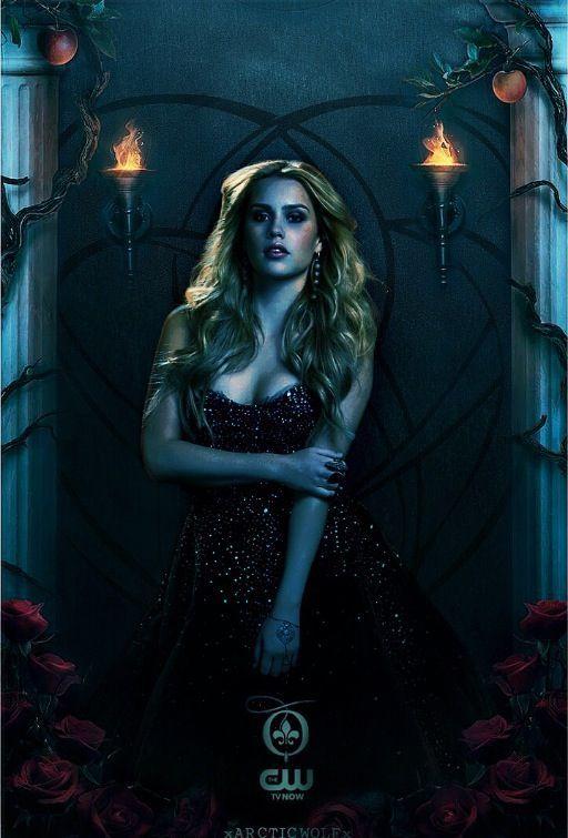 Claire Holt as Rebekah Mikaelson