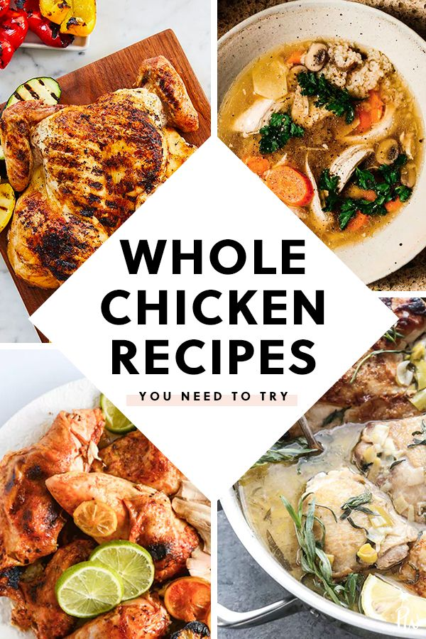 8 Things You Can Do With A Whole Chicken Besides Roasting -8993