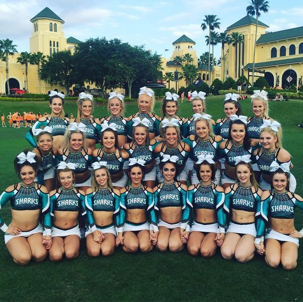 how cheerleading is a sport Transcript of is cheerleading a sport can you do this rules: i am a cheerleader and i can guarantee that all cheerleaders would agree with me in saying that cheerleading is a sport and.