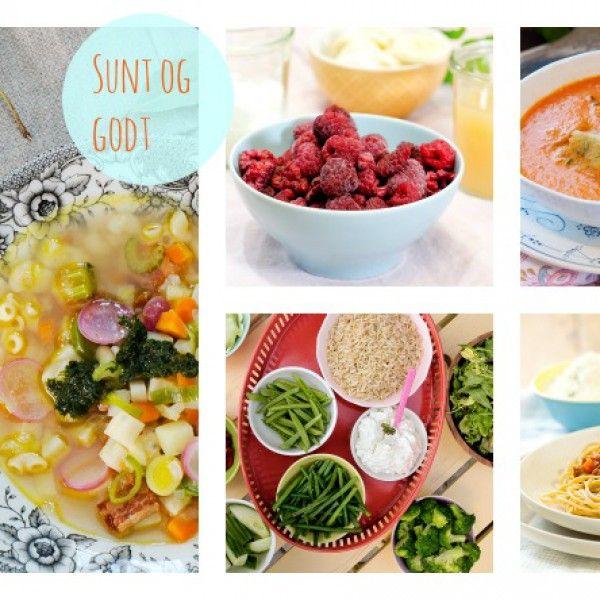 Takk og lov for det faktum at mat som er bra for kroppen å spise også kan smake fantastisk godt!...
