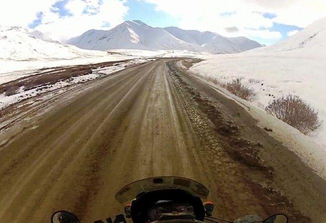 Viaggio dall'Alaska all'Argentina in solitaria: video irresistibile