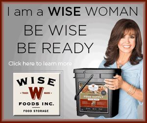 Wise Company's ready-made meals carry a shelf life of 25 years, with absolutely no rotation needed. That's 25 years without the stress of wondering if your family will have enough good, usable food when emergency strikes.