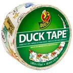 Duck 1.88 in. x 10 yds. Comic Book Duct Tape, Multi-Colored