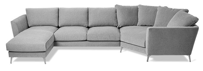 Weekend, 3-sits soffa med cosy hörn och schäslong, vändbar