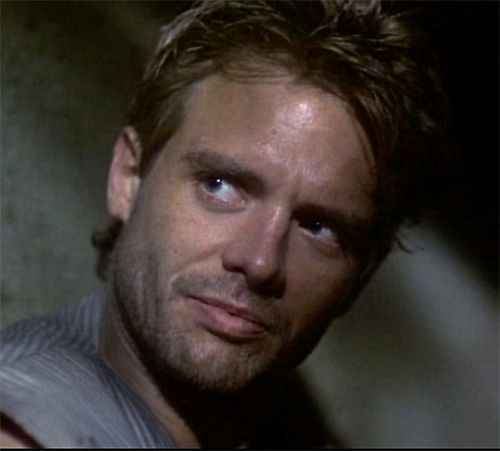 "Michael Biehn as Kyle Reese in ""Terminator"""