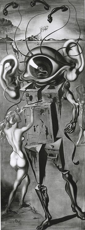 Salvador Dali - Surrealism - The Seven Lively Arts - Art of Cinema - 1944