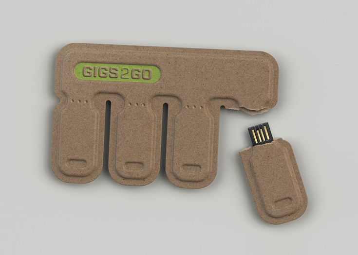 GIGS.2.GO USB palos por tornillo Grupo