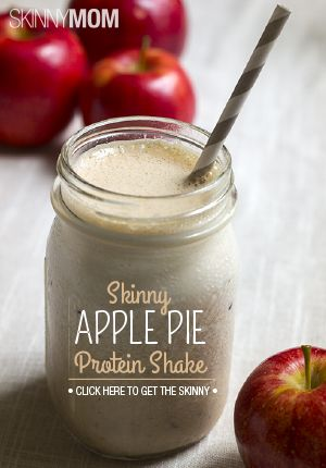 It's the perfect time of year for apple pie flavors!